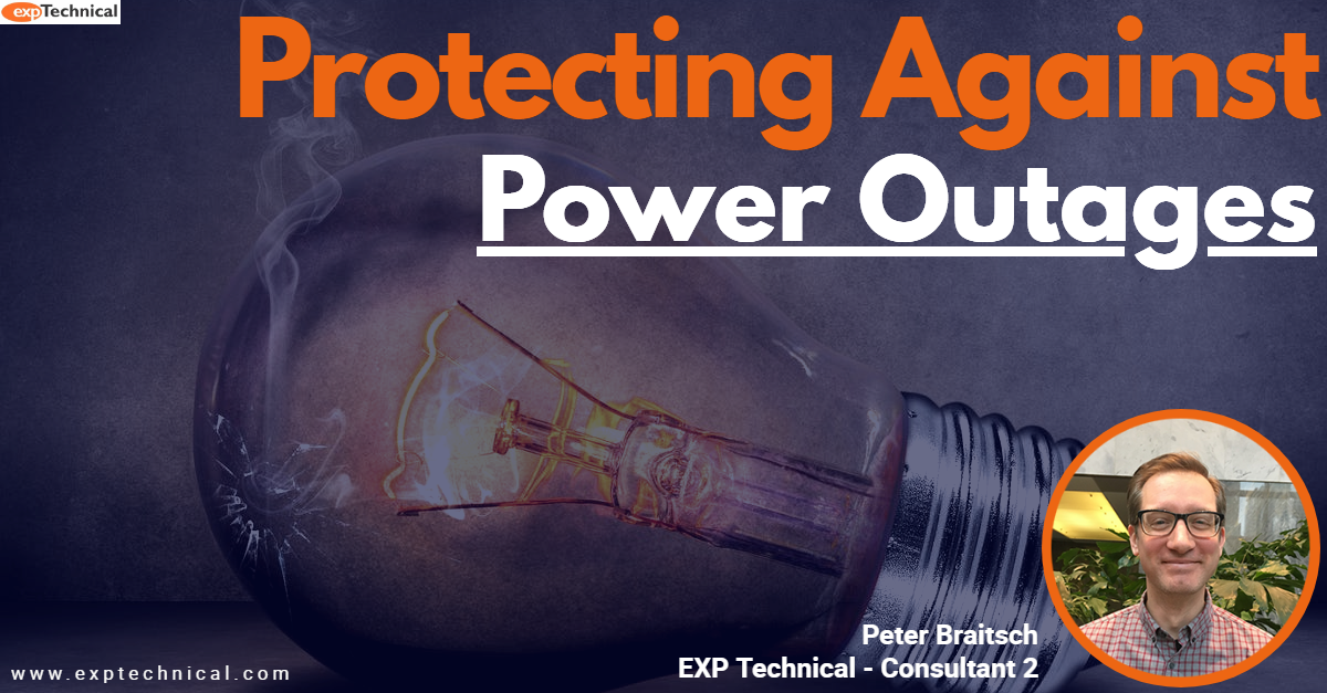 EXP Technical - Protecting Against Power Outages