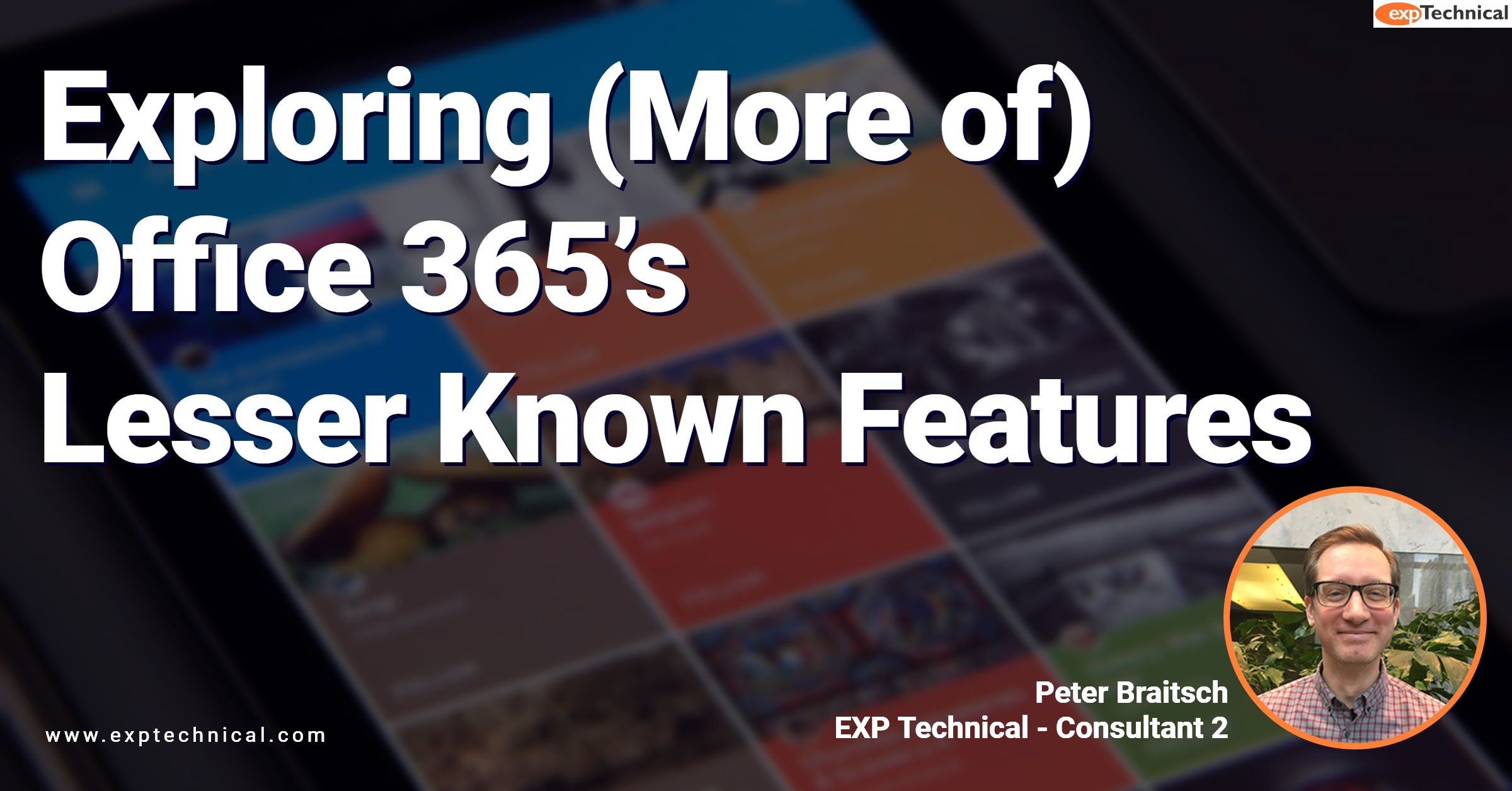 Office 365 Lesser Known Features