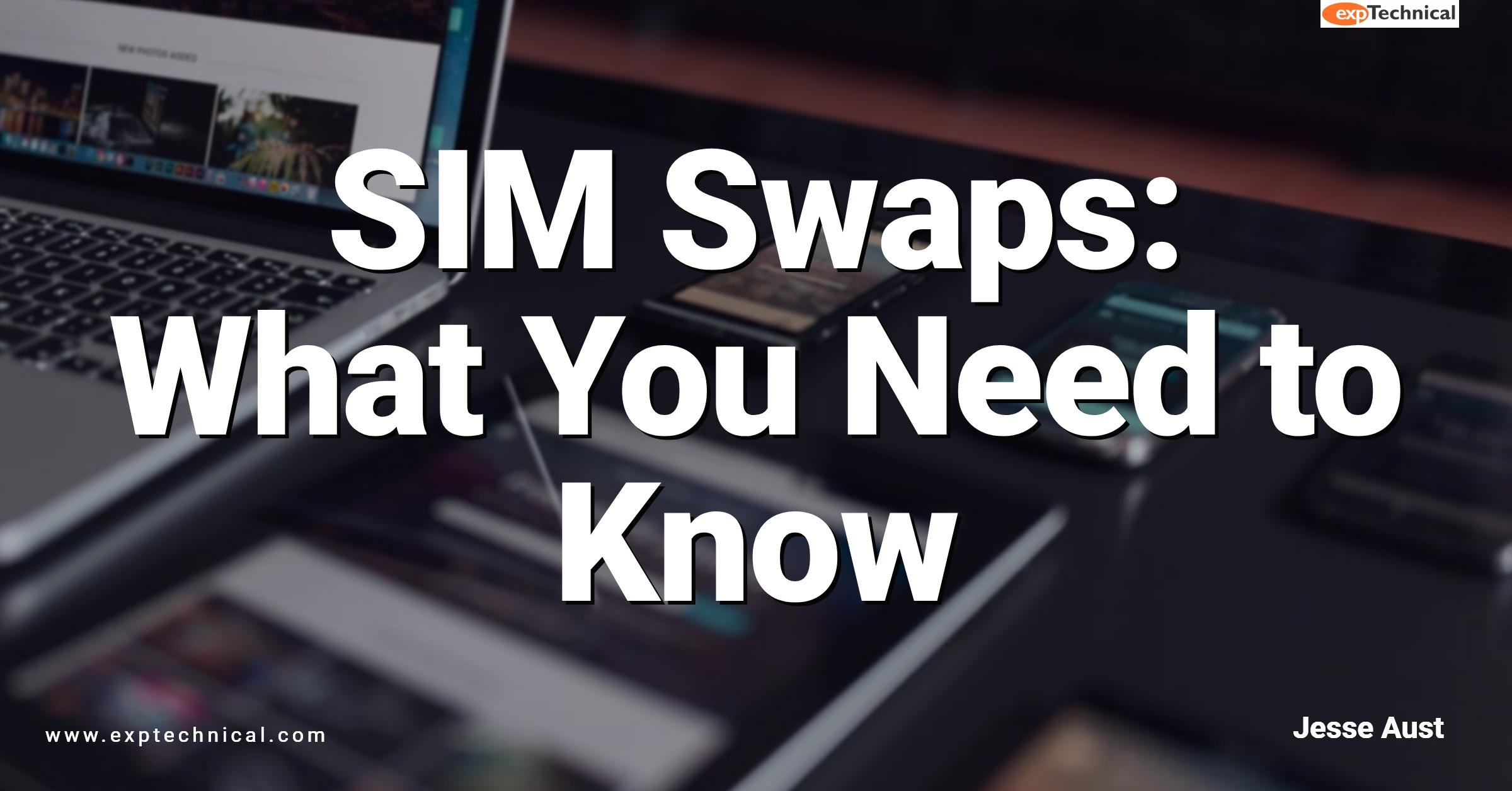Sim Swaps