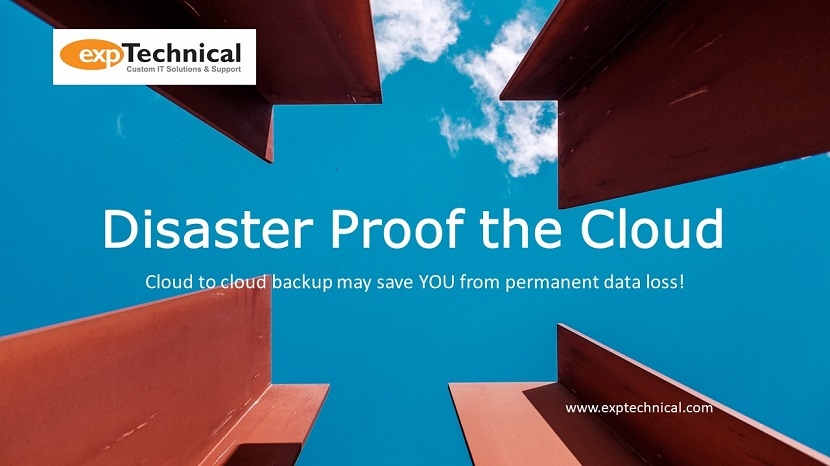 Cloud to Cloud Backups
