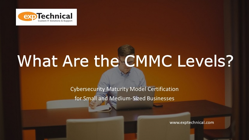 What are the CMMC Levels?