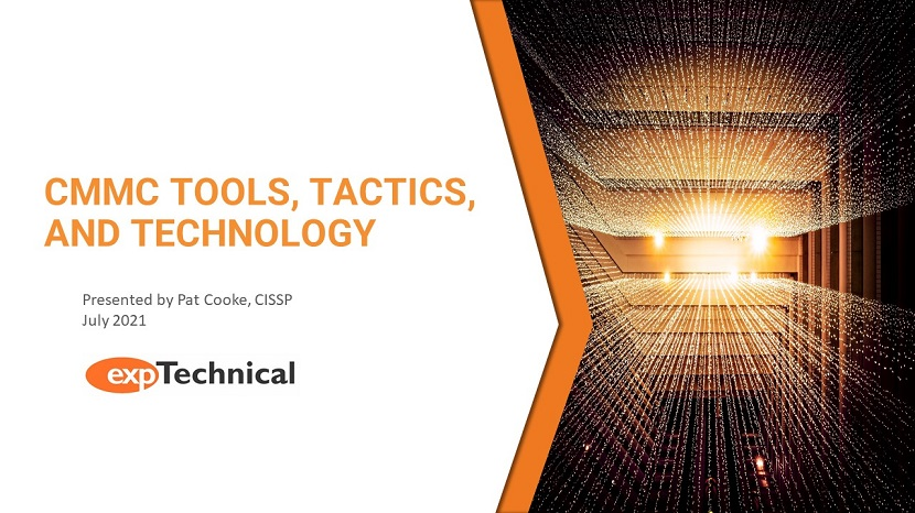 CMMC Tools